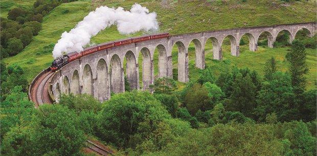 Travelmarvel | Scotland Rail & European Gems