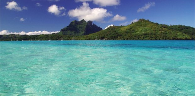 Tahiti with Air New Zealand