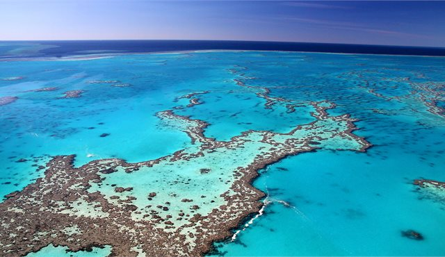 Blog: The Whitsundays where the sun is shining