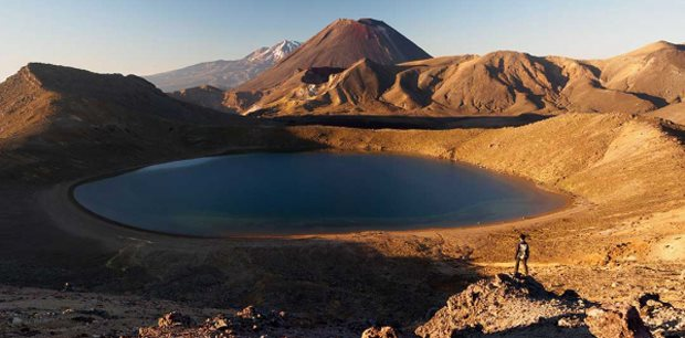 Tongariro | Tongariro Alpine Crossing