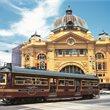 Melbourne with  Virgin Australia
