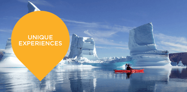 Unique Experiences - Americas