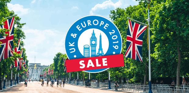UK & Europe - Rail Europe