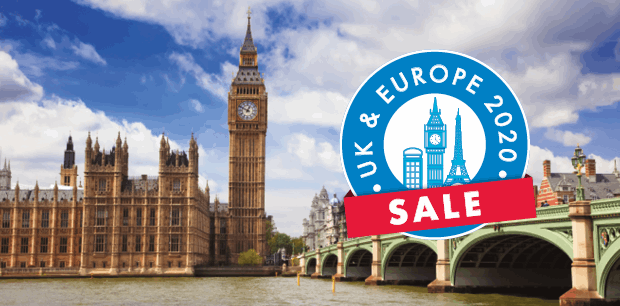 Singapore Airlines Europe Sale - Economy Class
