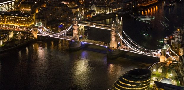 London with Air New Zealand