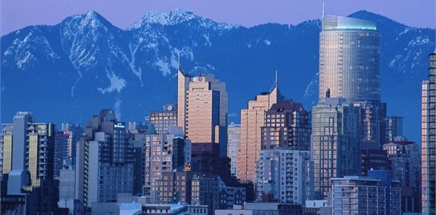 Vancouver with Air Canada