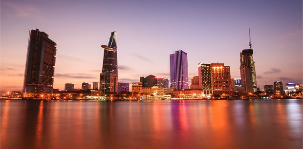 Ho Chi Minh City with Air New Zealand