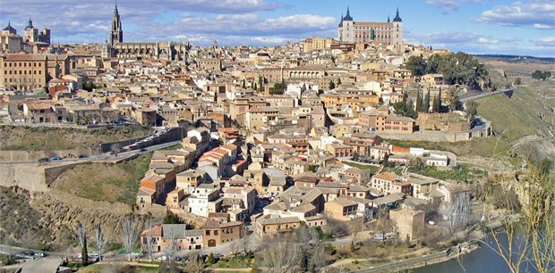 Madrid | Toledo with Cathedral
