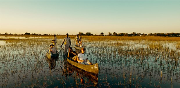 Adventure World Travel | Wings over Botswana