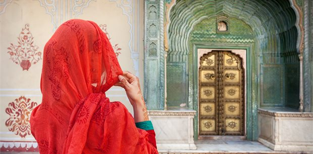 Total Holiday Options   Women's Getaway to India