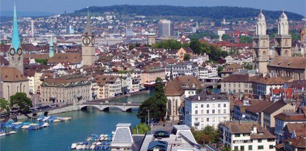 Zurich with Emirates
