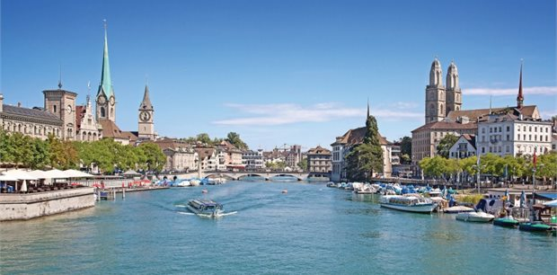 Zurich with Air New Zealand - Business Premier™