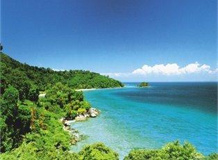 Sapphire, Malaysian Peninsula & Indonesia ex Singapore Return