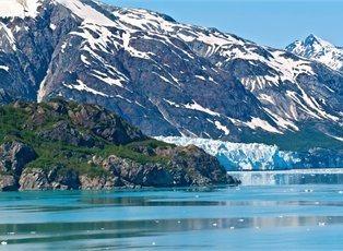 Radiance, Southbound Alaska & Hubbard Glacier ex Seward to Vancouver