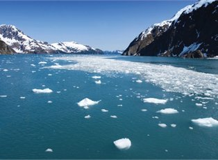 Radiance, Northbound Alaska and Hubbard Glacier  ex Vancouver to Seward