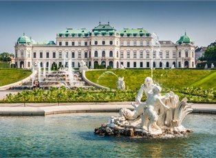 Passion, Danube Symphony ex Passau to Budapest