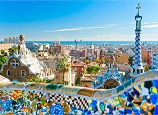 Emerald, Grand Western Mediterranean ex Barcelona to Rome