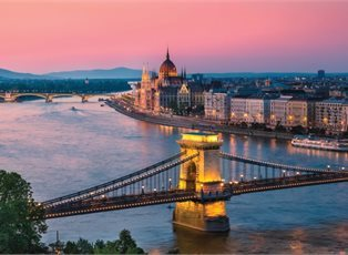 Passion, Balkan Discovery ex Budapest to Bucharest
