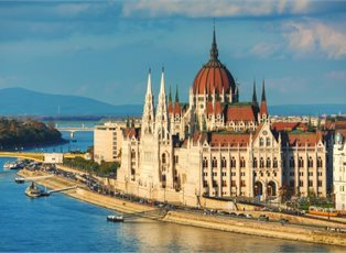 Imagery II, Danube Dreams ex Deggendorf to Budapest