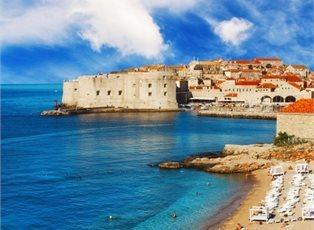 Journey, Amalfi to Dalmatian Voyage ex Rome to Venice