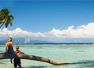 Wind Spirit, Dreams of Tahiti ex Papeete Return