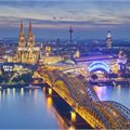Castles Along the Rhine - Air Credit