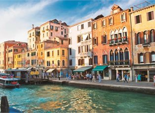 Journey, Mediterranean Treasures Voyage ex Venice to Barcelona