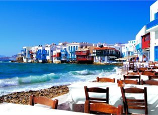Getaway, Greek Isles & Italy ex Rome Return