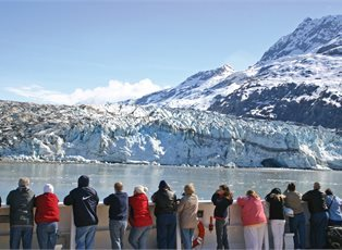 Star, Inside Passage with Glacier Bay ex San Francisco Return