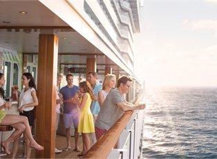 America,  Hawaii Cruise ex Honolulu Return