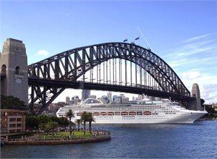 Sun, Northern Explorer ex Sydney to Perth