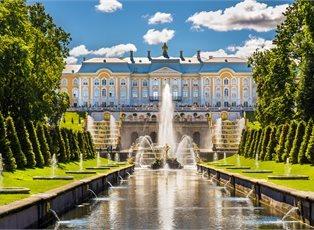 Sky, Scandinavia and Russia ex Copenhagen Roundtrip
