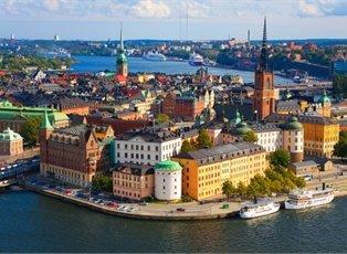 Quest, Baltic Intensive ex Copenhagen to Stockhom