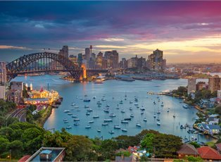 Radiance, South Pacific Cruise ex Sydney Roundtrip