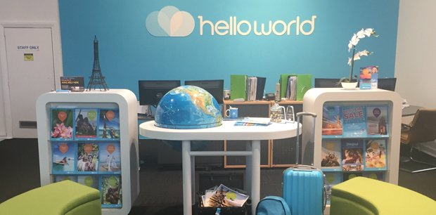 helloworld Travel Featherston Street Wellington