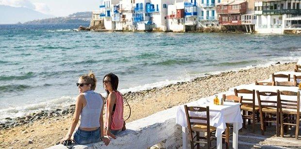 Contiki | European Explorer plus Greek Island Cruising