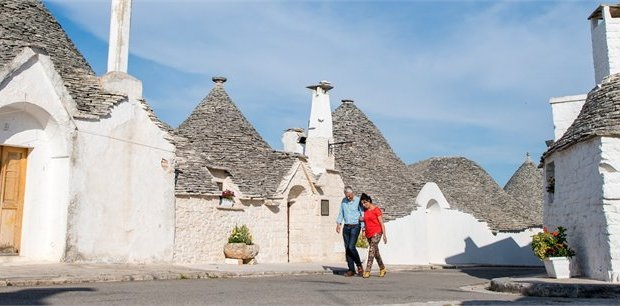 Insight Vacations | Country Roads of Puglia & the Neapolitan Riviera (Summer 2019)