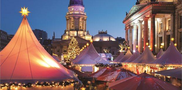 4 day Christmas Getaways - Frankfurt, Rothenburg and Nuremberg