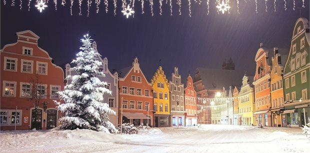 Munich Germany Christmas.Germany 4 Day Christmas Getaways Munich And Nuremberg