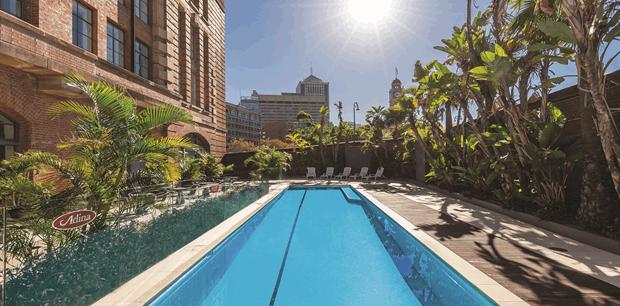 Adina Apartment Hotel Sydney Central