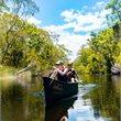 Habitat Noosa - luxury Glamping tent, Noosa Everglades & Fraser Island