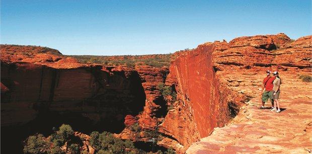 4 Day Kata Tjuta, Uluru & Kings Canyon