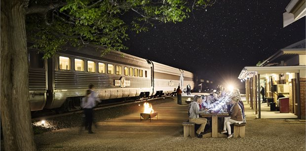 Indian Pacific - Sydney to Perth