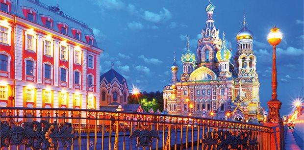 5 Day Standard Visa-Free St Petersburg