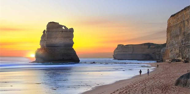 Trafalgar Tours   Melbourne and the Great Ocean Road Summer 2019