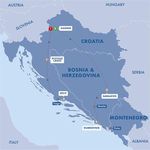Balkan Delight