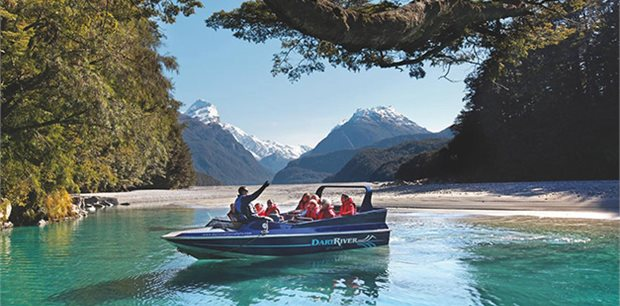 Active Adventures |  Kotuku -  Pristine New Zealand