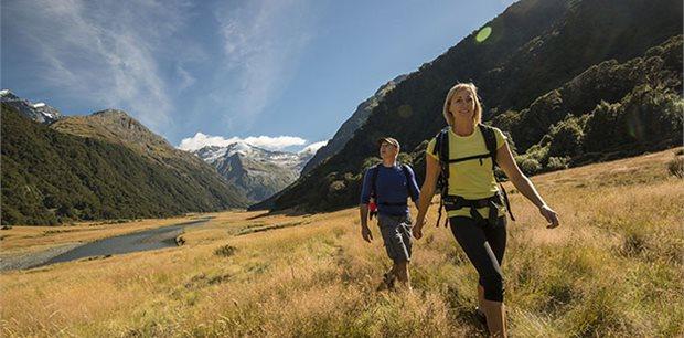 Active Adventures    Rimu -  Ultimate South Island Adventure