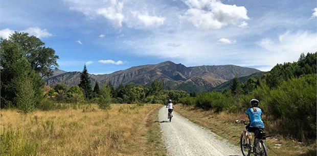 Active Adventures |  Weka -  New Zealand Biking Adventure