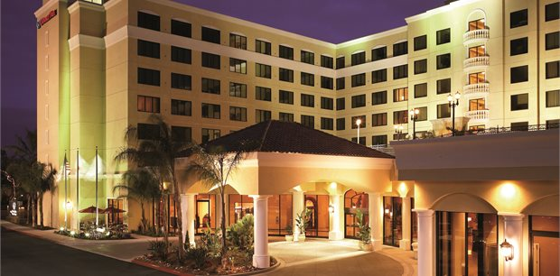 DoubleTree Suites by Hilton Anaheim Resort